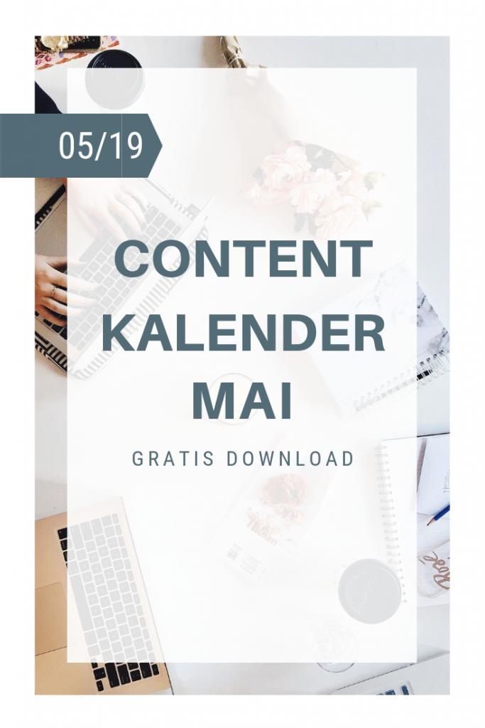 Cover Content Kalender