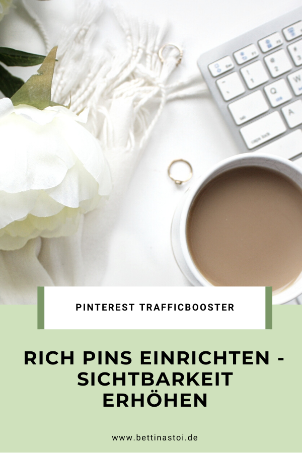 Pinterest Grafik Rich Pins