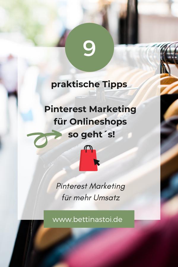 Pingrafik Pinterest Marketing für Onlineshops 9 Tipps (6)